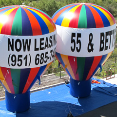 Advertising Balloons Outdoor Inflatable